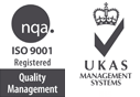 ISO 9001 Reg UK AS